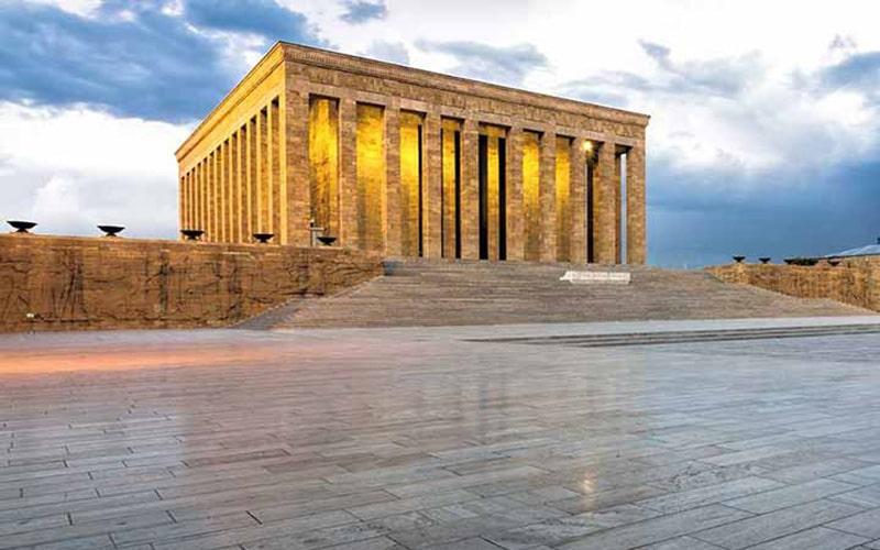 مقبره آتاتورک، موزه آتاتورک در آنکار ترکیه