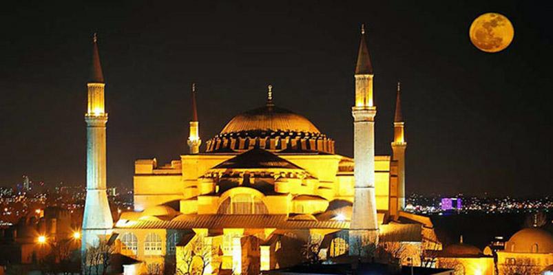 معروف ترین مسجد استانبول