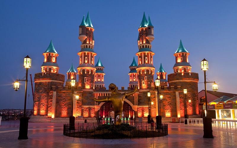بهترین شهربازی استانبول، طریقه رفتن به دیزنی لند استانبول