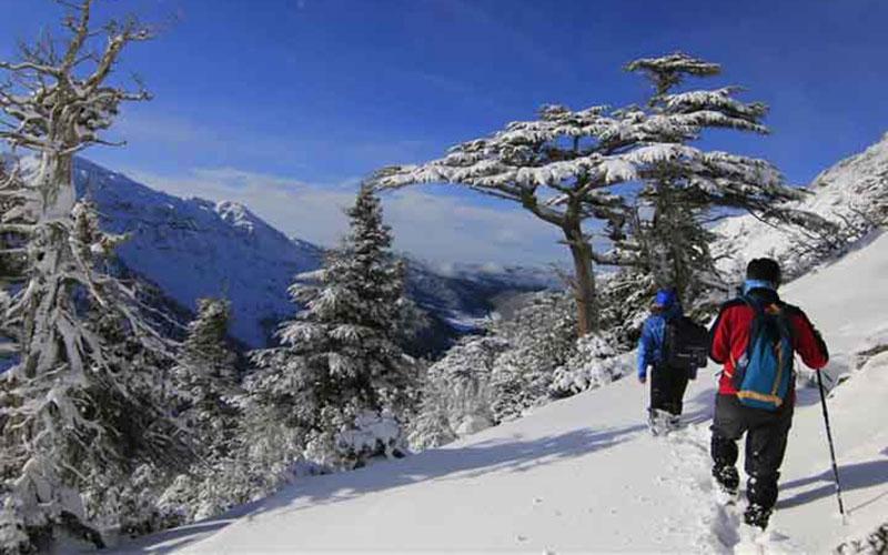 سفر به آنتالیا در زمستان