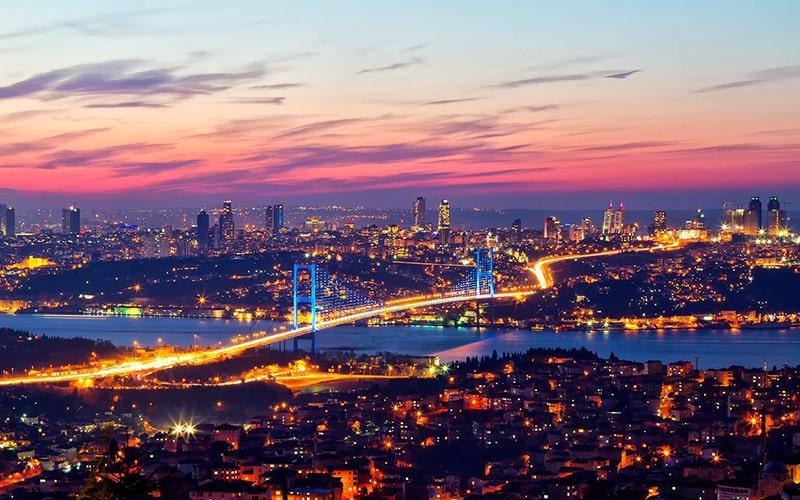 پل بسفر، زیباترین پل ترکیه