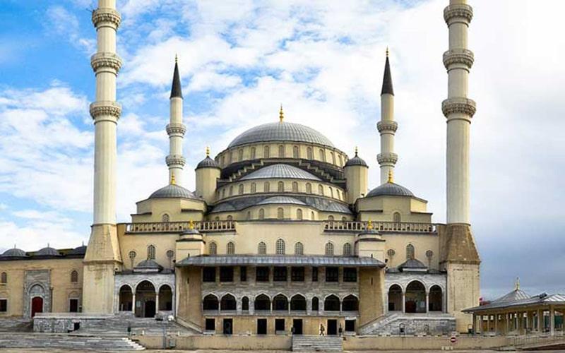 مسجد کوجاتپه، بزرگترین مسجد جهان در ترکیه