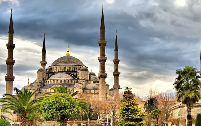مسجدهای ترکیه بیشتر از همه در کدام شهرها قرار دارند؟