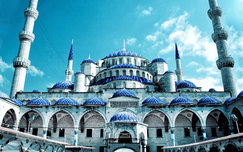 مساجد زیبای ترکیه - معرفی مسجدهای استانبول به همراه آدرس