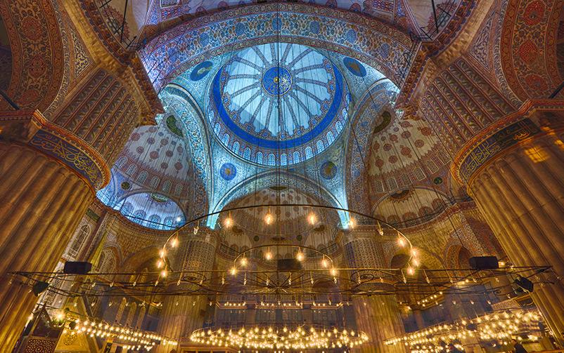 مساجد زیبای استانبول