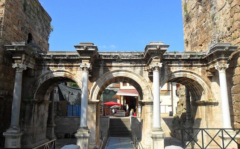 هاردیان- مکان دیدنی شهر آنتالیا