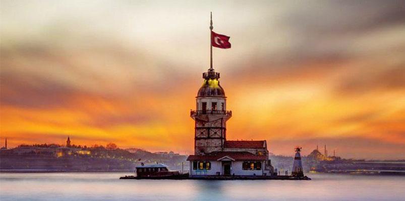 برج دختر در استانبول