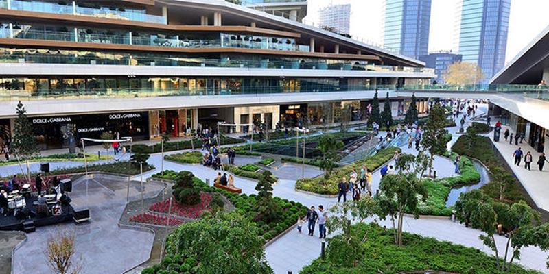 مرکز خرید کیزبلای آنکارا