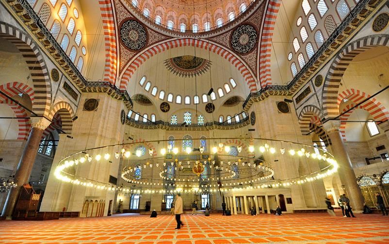 مساجد زیبای استانبول + آدرس