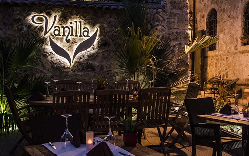رستوران وانلیا لانگه