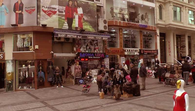 راهنمای خرید پوشاک از ترکیه