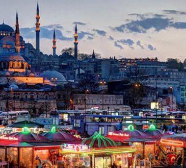 بزرگترین شهر ترکیه استانبول