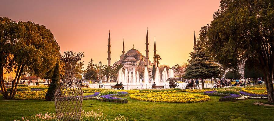 استانبول در فصل بهار