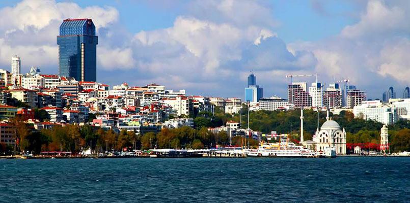 مجل بیک در استانبول