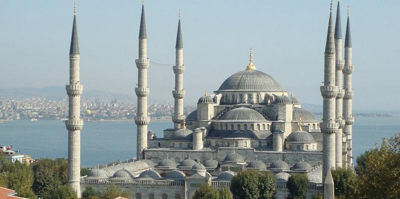 محله سلطان احمد بهترین محله درشهر استانبول