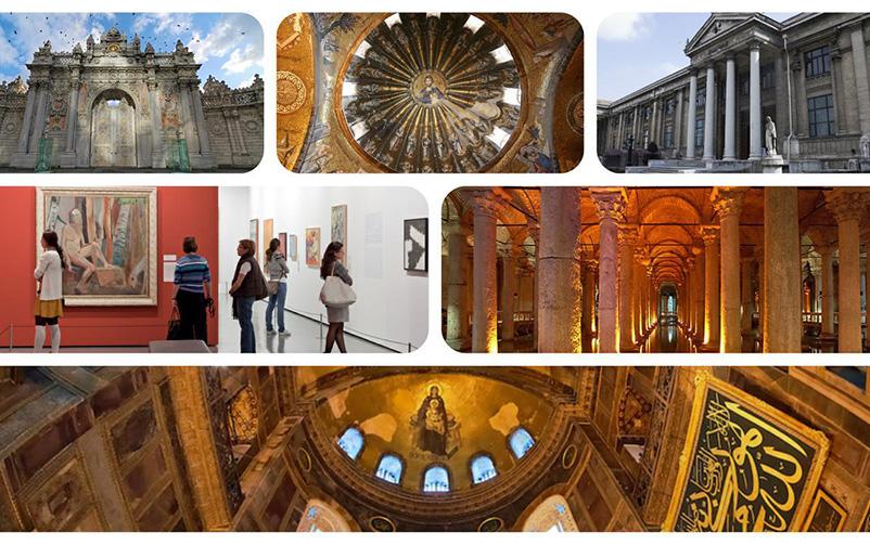 بهترین موزه های ترکیه در کدام شهر قرار دارند؟