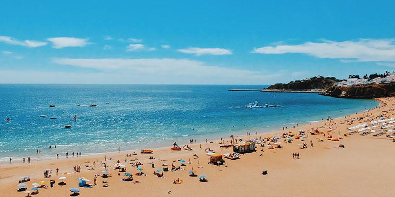 ساحل ترکیه برای گردش و تفریح