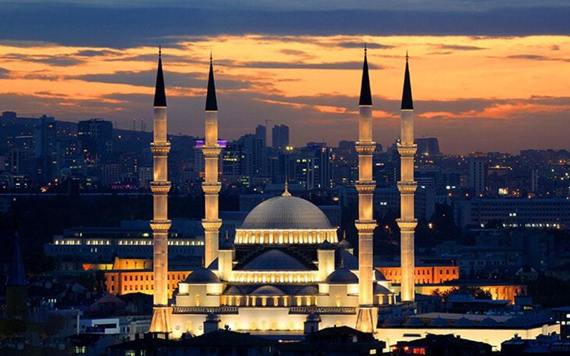 مسجد کوجاتپه آنکارا ترکیه