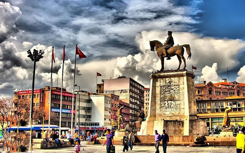 راهنمای سفر به انکارا ترکیه
