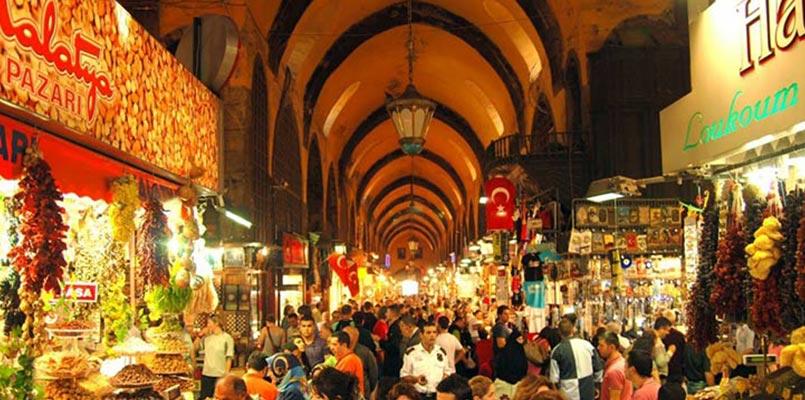 آسکارا بهترین بازار عمده لباس پوشاک استانبول