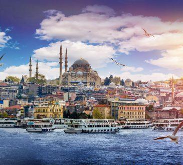پایتخت فرهنگی استانبول