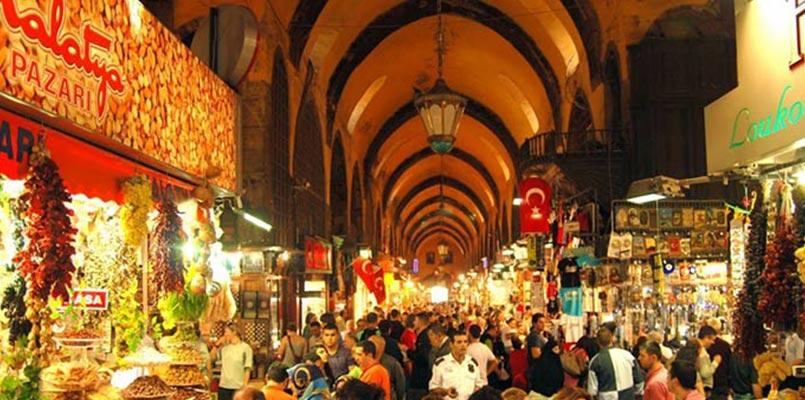 مراکز خرید عمده لباس در استانبول