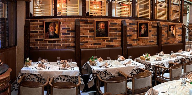 رستوران نایب برترین رستوران ایرانی در استانبول
