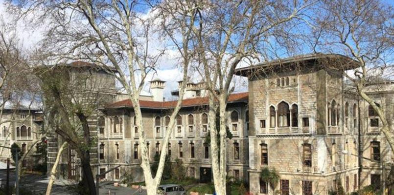 مدرسه آمریکایی سفیر در استانبول