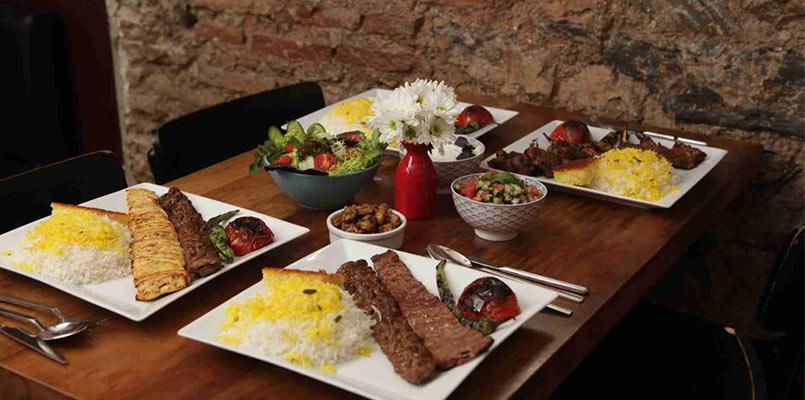 رستوران شهرزاد بهترین رستوران ایرانی استانبول ترکیه