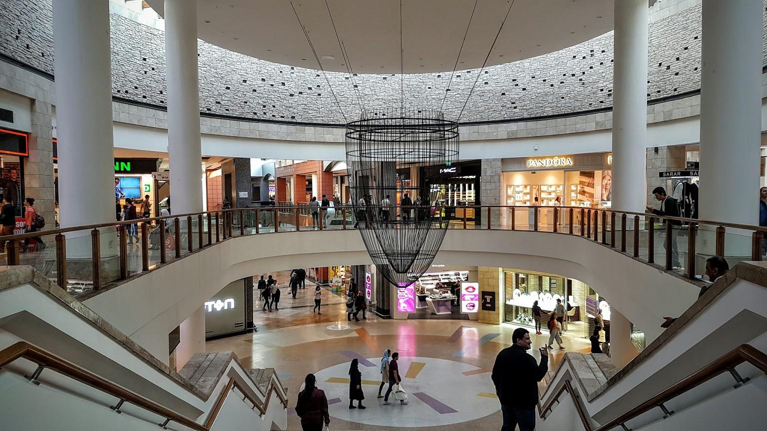 آشنایی با مرکز خرید فروم استانبول