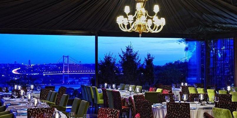 آهاریک استانبول بهترین رستوران دریایی