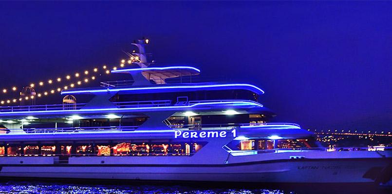 کشتی کروز استانبول