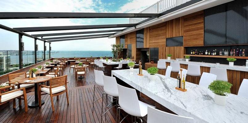 بهترین رستوران های دریایی استانبول