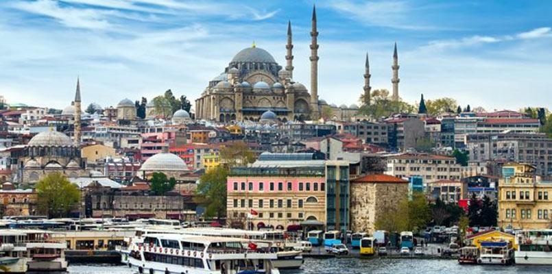 مراکز خرید خیابان شیشیلی استانبول