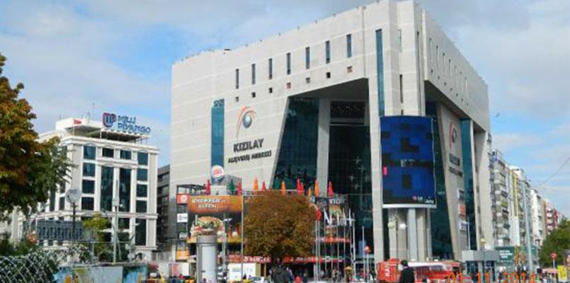 مرکز خرید کیزیلا