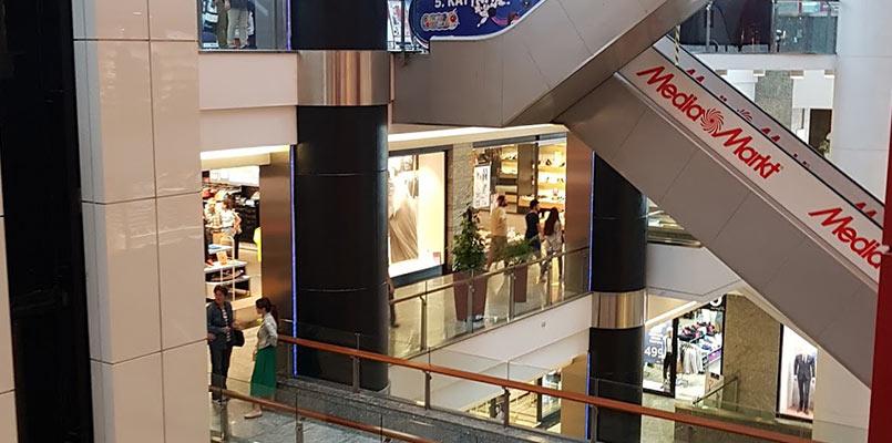مرکز خرید کیزیلای آنکارا
