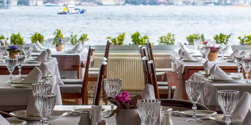 رستوران ماوی برترین رستوران دریایی شهر استانبول