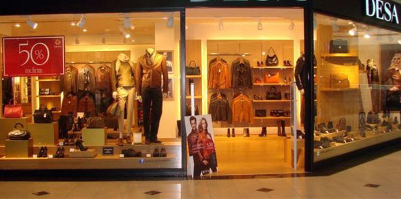 فروشگاه های برند در جواهیر