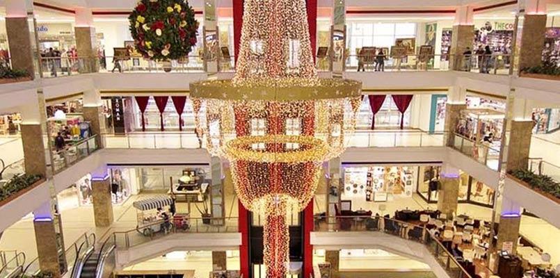 مرکز خرید ترکوز استانبول