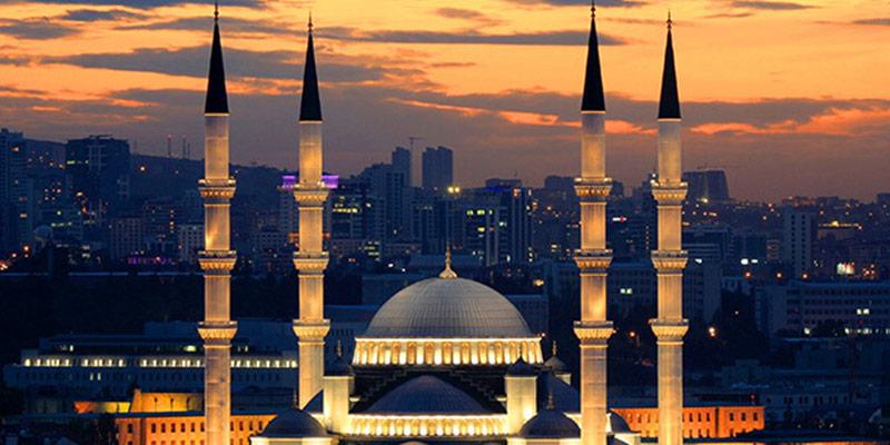 آنکارا شهر توریستی ترکیه