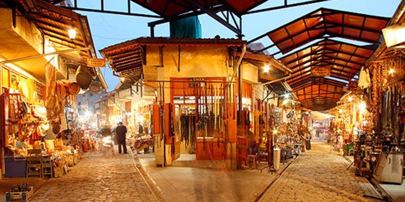 بازار سنتی آنکارا