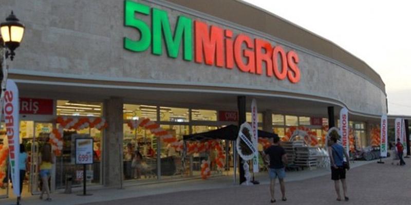 میگروس بهترین مرکز خرید آنتالیا