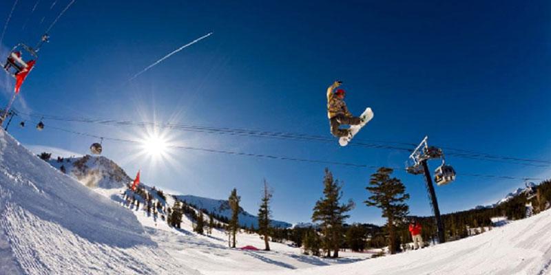 پیست اسکی الما، بهترین مکان تفریحی در آنکارا