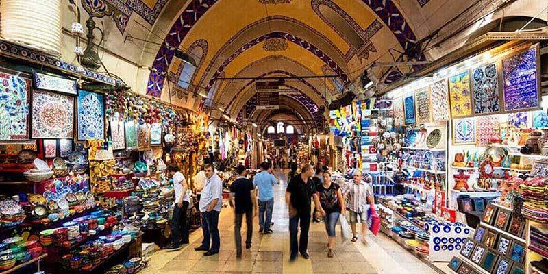 بازار سنتی O یکی از بهترین بازارهای شهر آنکارا