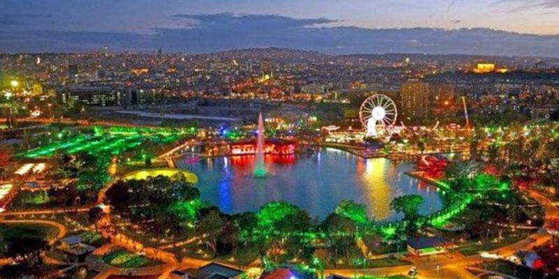 پارک سنسلیک آنکارا