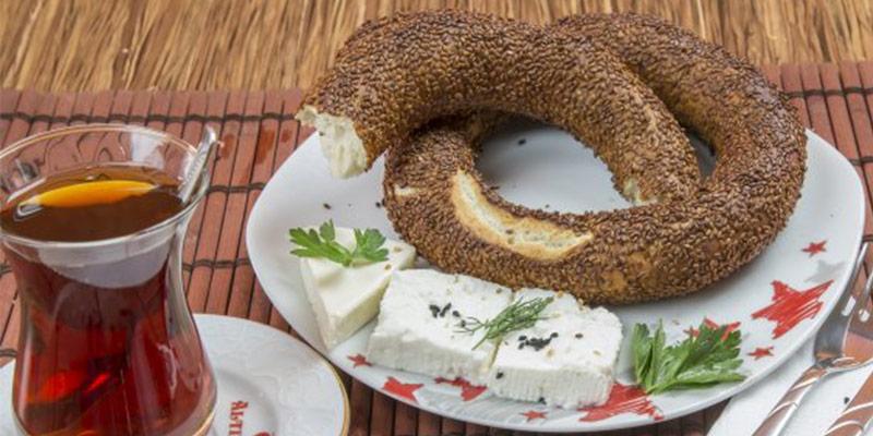 آنکارا سیمیدی، صبحانه معروف آنکارا