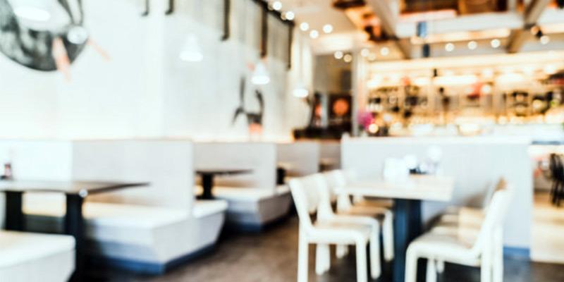 رستوران مرکز خرید آروما