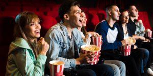 بهترین سینما در مرکز خرید میگروس