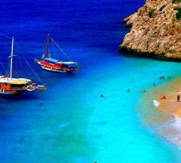 بهترین ساحل های آنتالیا