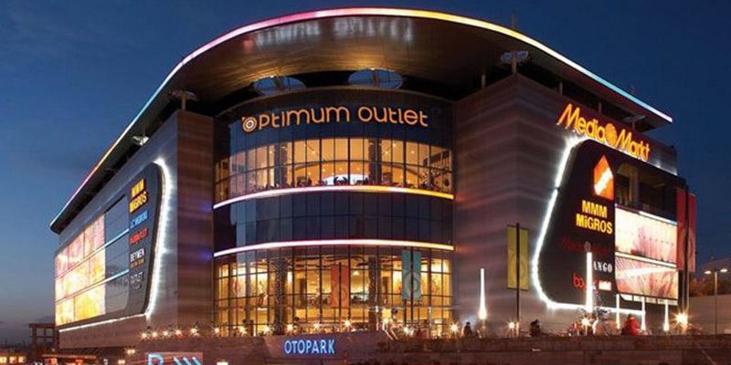 مرکز خرید اوپتیوم اوت لت آنکارا